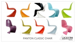 vitra sedia panton chair outlet sconto