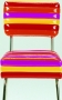 MIAMI SWING sedia e sgabello Indian Kreek