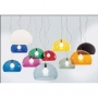 kartell lampadario sospensione  fly outlet sconti