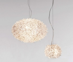 kartell lampadario sospensione bloom outlet sconto