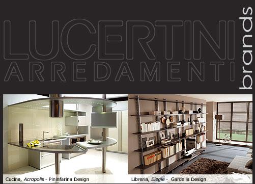 Lucertini arredamenti mobili per casa ufficio spazi for Biesse arredamenti